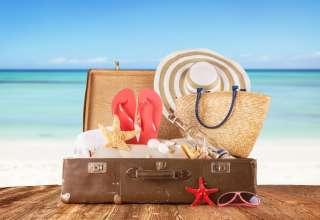 La valigia dell'estate. La tua moda in viaggio