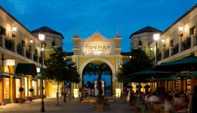 Arte e musica negli Outlet Village