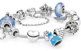 SPR15 SPS DISNEY CINDERELLA ARIEL CMYK Bracelet 1 e1506067853448