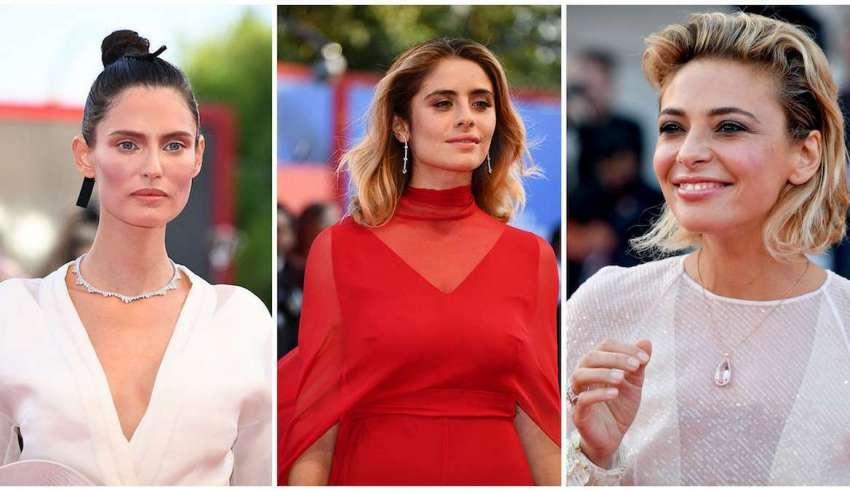 beauty look delle star al festival del cinema di venezia 2017 e1504798601307
