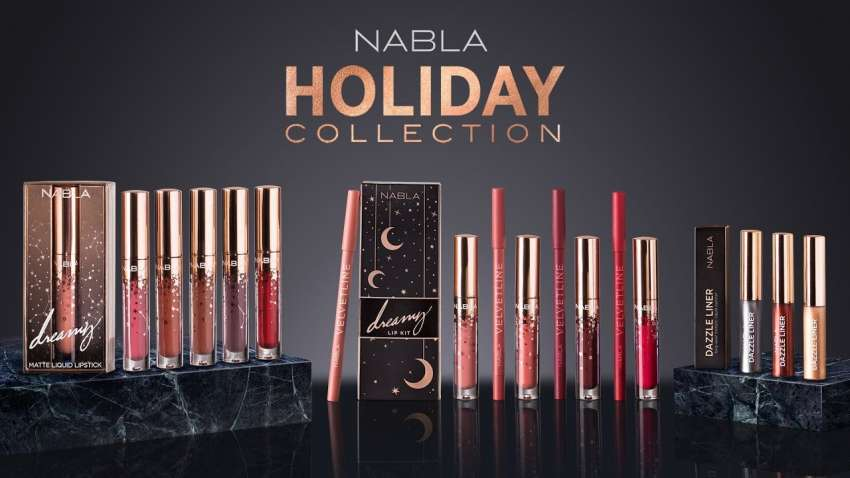 Holiday Collection di Nabla