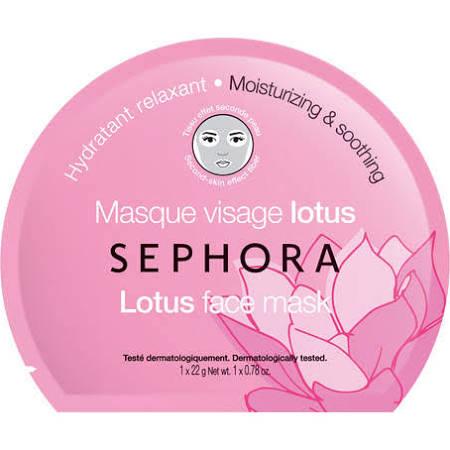 Maschera loto Sephora