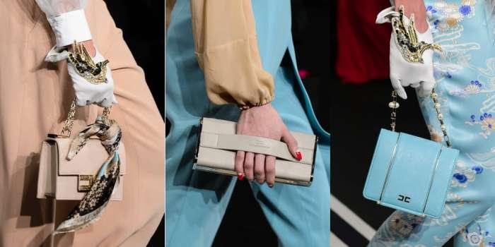 borsa di Elisabetta Franchi