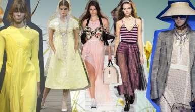Piccola guida alle tendenze moda della Primavera Estate 2018