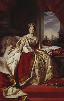 Regina Vittoria: influencer nell'800