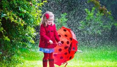 bambini abbigliamento pioggia