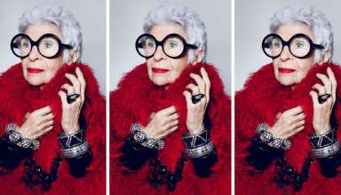 Iris Apfel Barrel