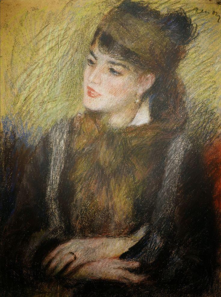 Monet: donna bruna 1800