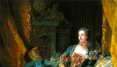 portrait of madame de pompadourhd