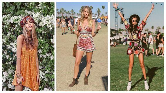 vestiti stampa floreale hippie
