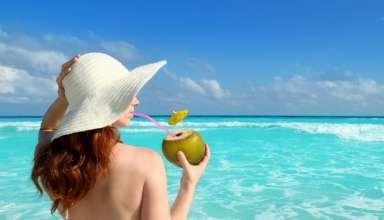 Women beach: moda mare