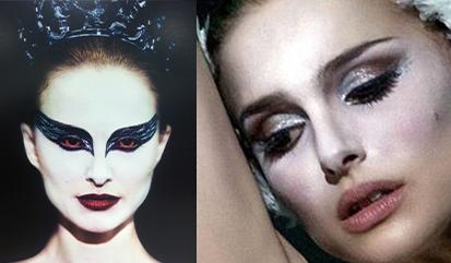 Make up Film Cigno Nero