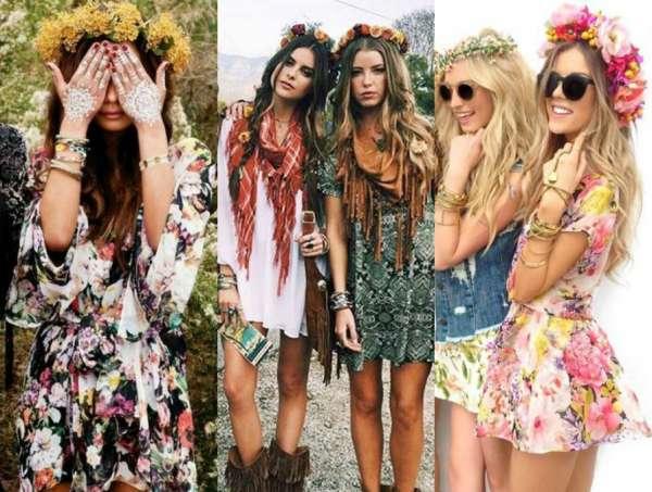 Stile hippie: libertà e ritorno alla natura