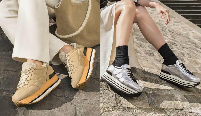 Tendenza sneakers: saranno tutte ai loro piedi