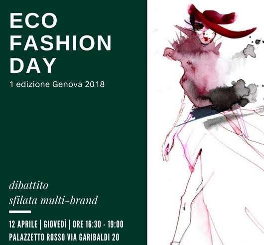 Eco-Fashion Day - 1° Edizione: la sostenibilità è di moda