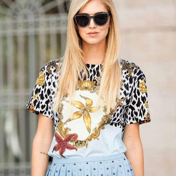 occhiali da sole Chiara Ferragni