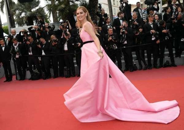 Festival di Cannes Chiara Ferragni