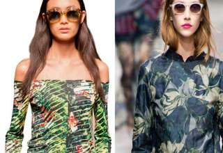 Jungle style: la moda porta i tropici in città
