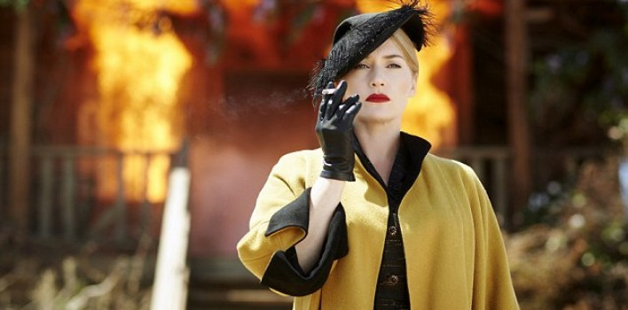 Kate Winslet stile anni 50 in The Dressmaker