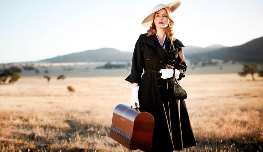Kate Winslet in The Dressmaker: