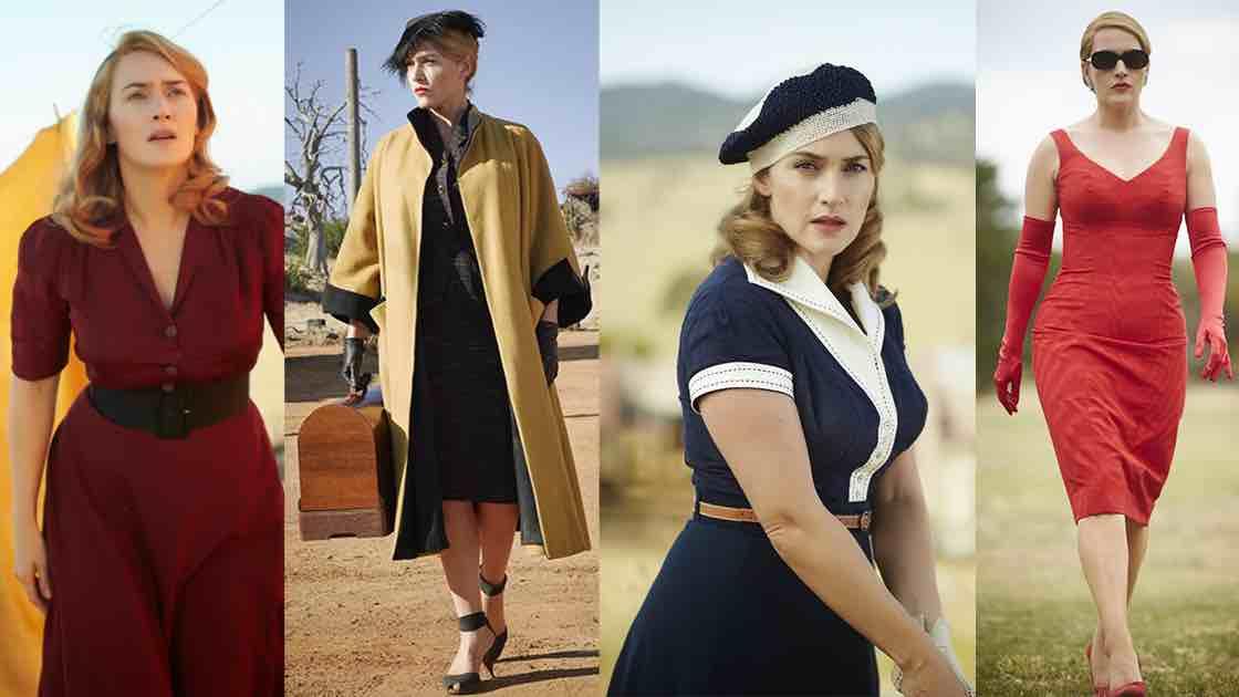 Dressmaker Film Outfit