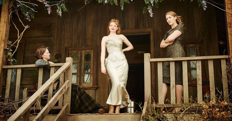 The Dressmaker: il film