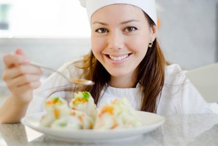 Ma come si diventa una chef di successo?