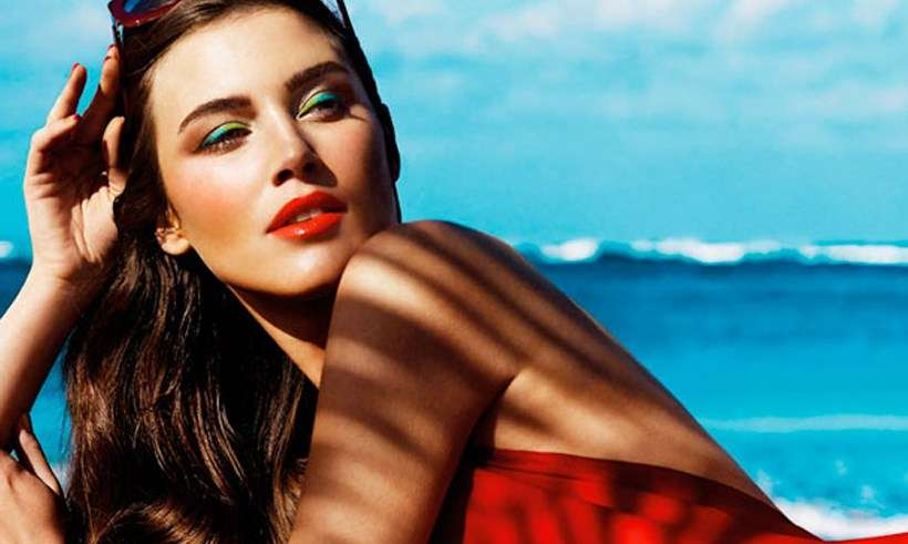 make up spiaggia