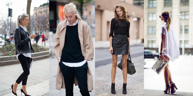"""Può davvero essere di moda vestirsi """"normali"""", con una semplice t-shirt, abbinata a jeans a vita alta e ciabatte ai piedi? Questo il dilemma del New York Magazine (e in parte anche il nostro). Ecco cosa indossare per seguire il nuovo fenomeno del Normcore, già amato dalle star"""
