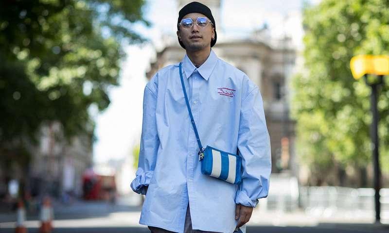 Normcore fashion uomo