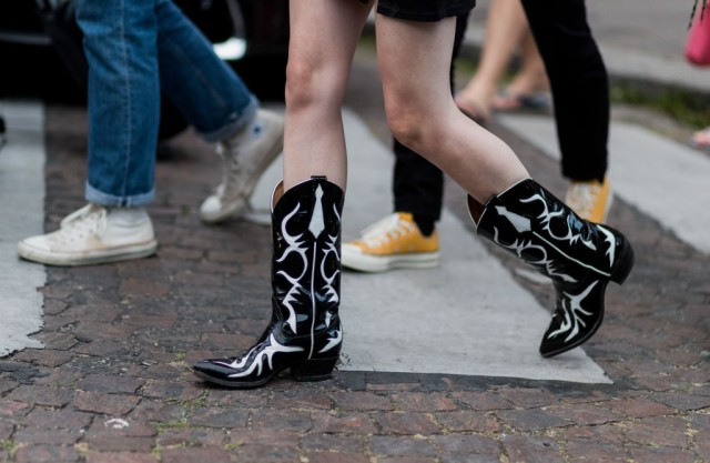 Stivali Camperos da fanciulla del West Blog Modapp
