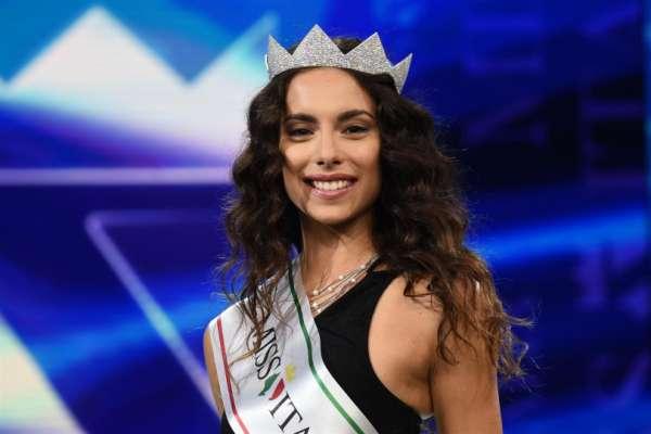 Carlotta Maggiorana a Miss Italia 2018