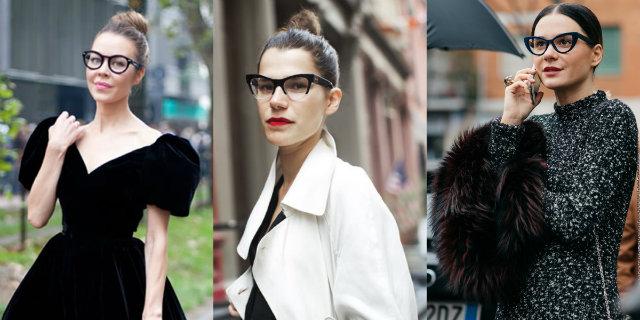 Occhiali da vista: modelli più trendy dell'autunno 2018