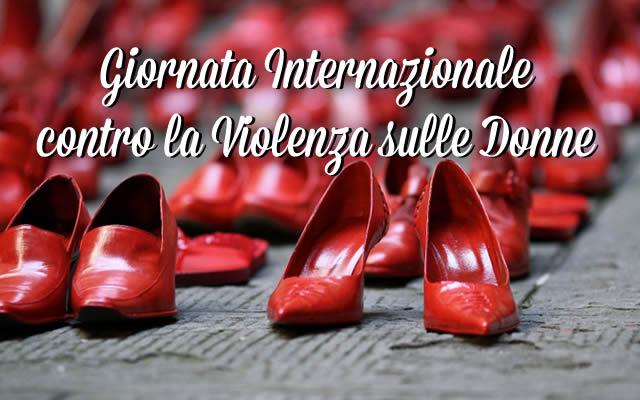 Tutti uniti contro la violenza maschile sulle donne