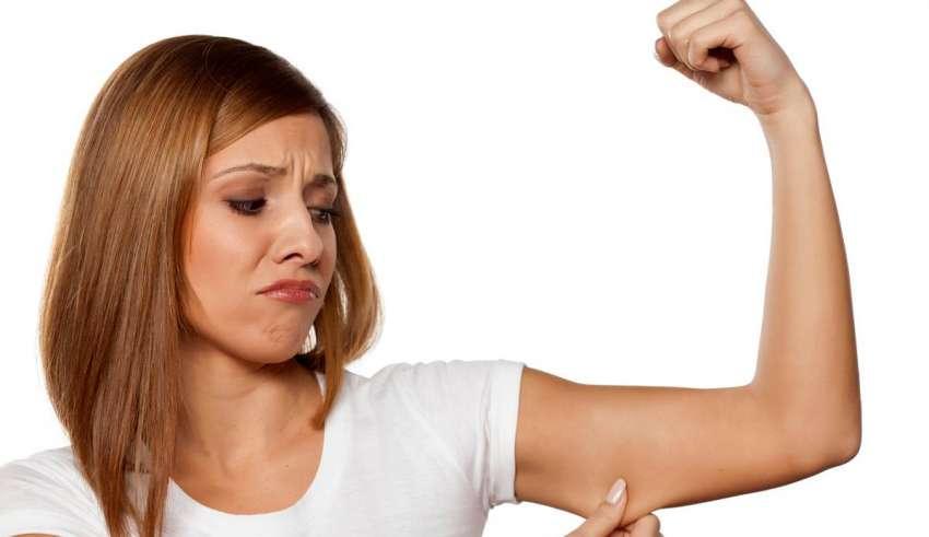 """braccia """"a tendina"""" soluzioni"""