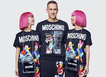 Nuova collezione capsule firmata da Jeremy Scott, anima di Moschino