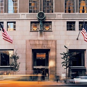 La boutique Tiffany&Co. sulla 5th Avenue (Manhattan, NYC)