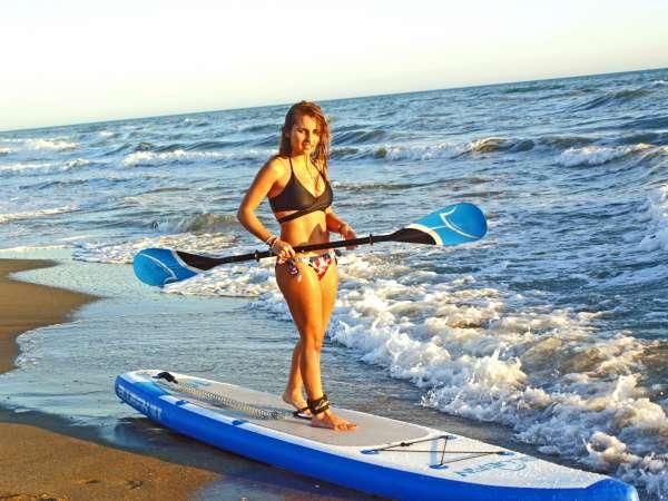Gloria Ragnoli Stand Up Paddle