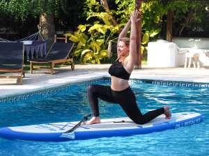 Esercizi Stand Up Paddle