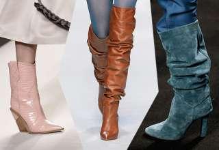 scarpe stivali tendenza alla moda autunno inverno 2018 2019