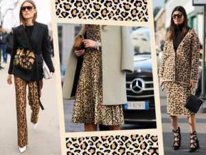 Animalier total look