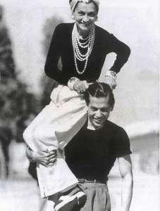 Arthur Boy Capel e Coco Chanel