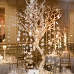 Branches wedding decor