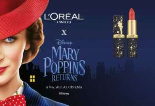 l'oreal disney mary poppins rossetto