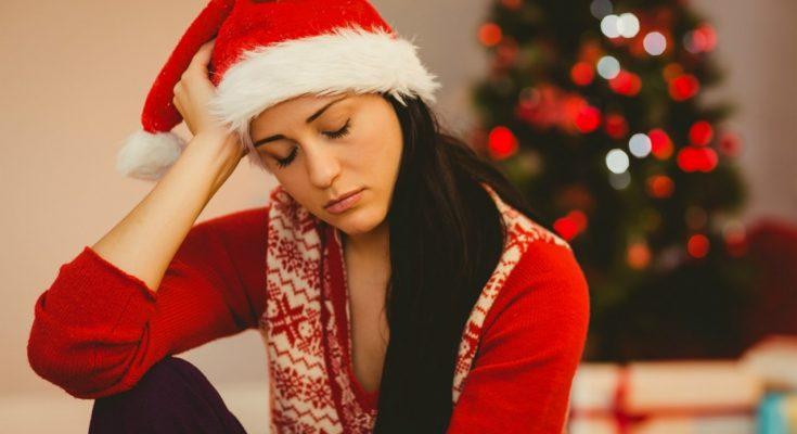 Problemi affettivi, lutti recenti, brutti ricordi legati all'infanzia: sono molti i motivi che rendono indigeste le Feste