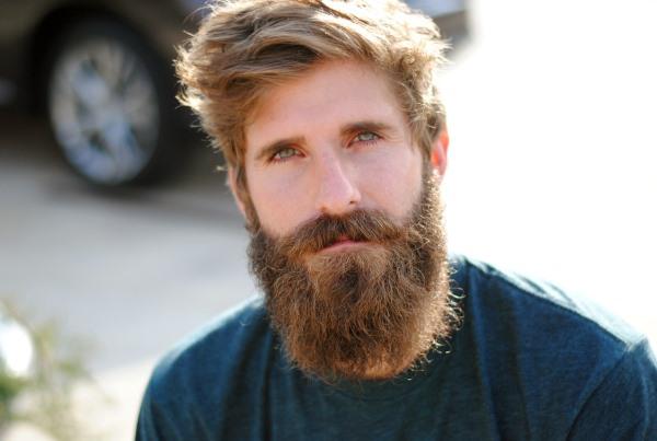 Barba stile Hipster Un ricettacolo di batteri