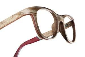 Occhiali in legno Tiziano by Dolpi