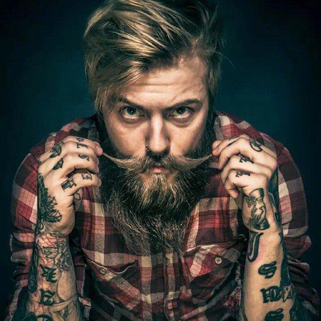 camicia a quadri per hipster uomo