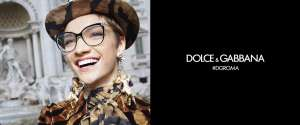 dolce and gabbana winter 2019 woman eyewear advertising campaign 09 cover
