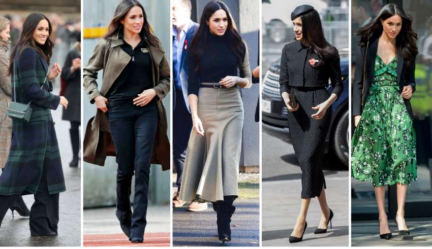 The Meghan Effect: un'influencer a Windsor